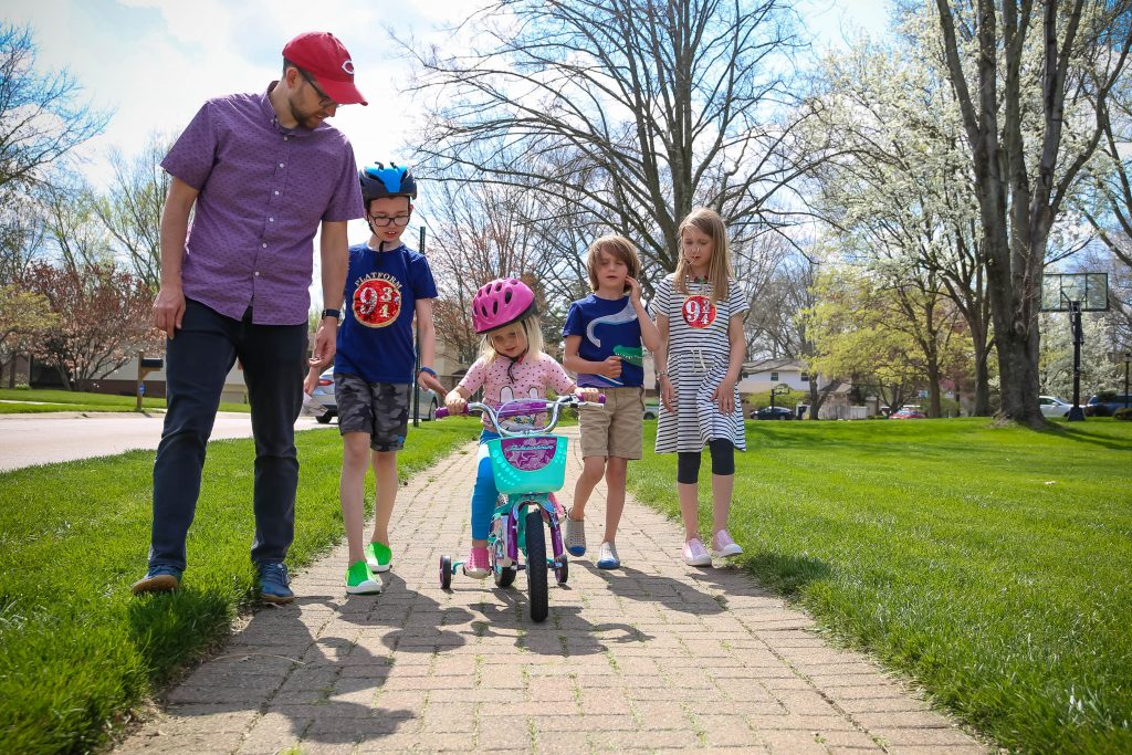 Biking in Cincinnati - Loveland Bike Trails
