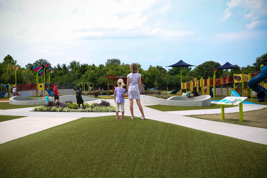 Ohio's Largest Playground Adds Another Gem