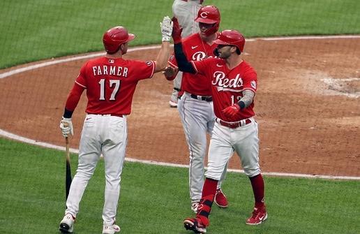 Unlikely Heroes Step Up to Help the Reds - Cincinnati Magazine
