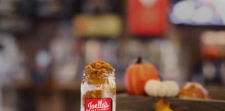 Joella's Hot Chicken Pumpkin Pie-in-a-Jar